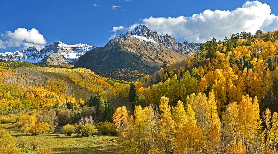 Hiking no Colorado - Montanhas