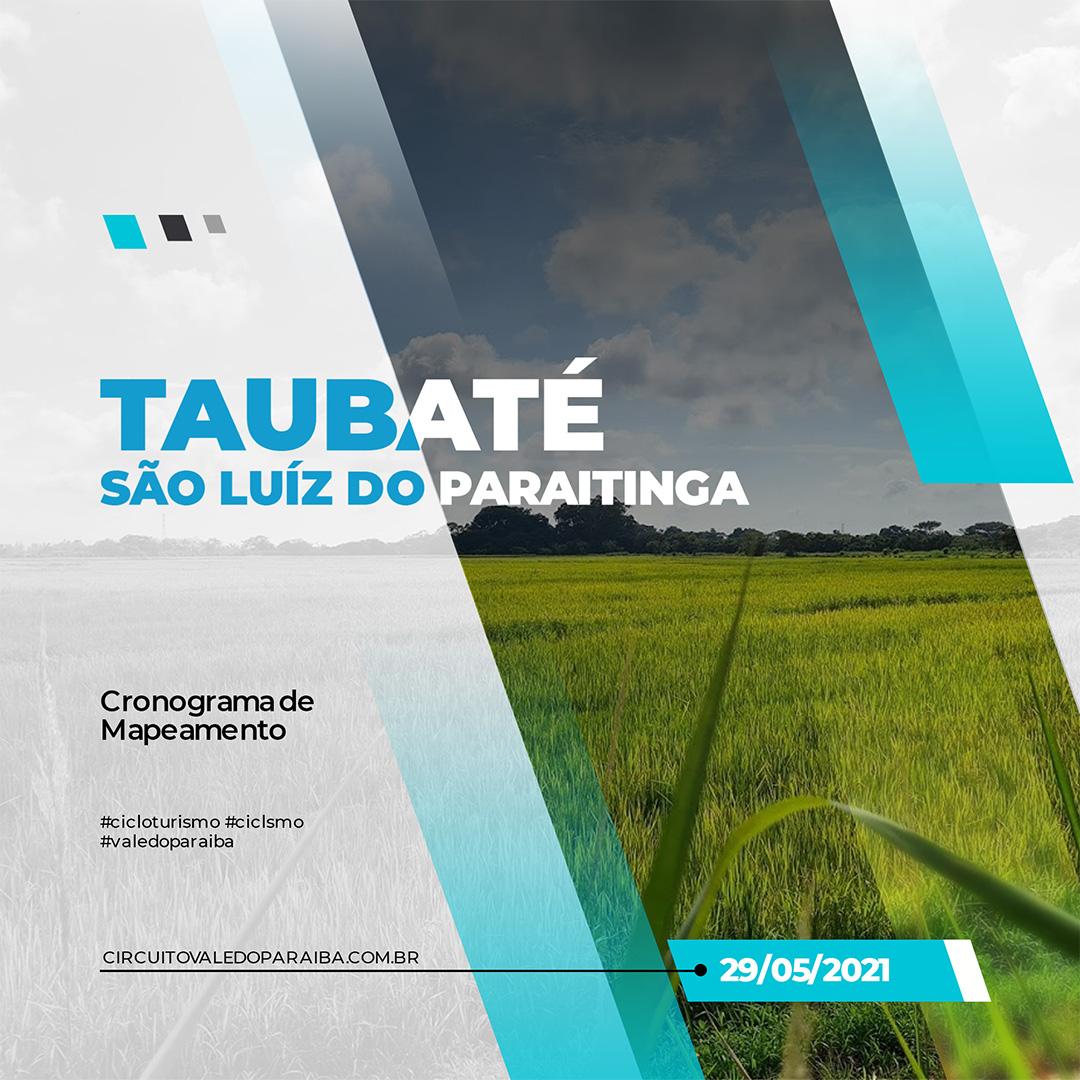 Mapeamento Taubaté São Luiz