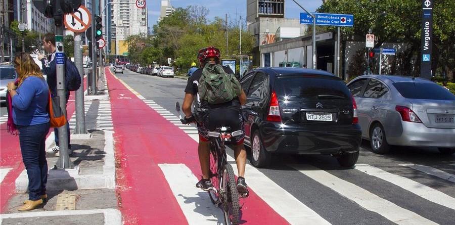 mobilidade urbana em SP